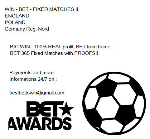 BIG WIN – 100% REAL profit, BET from home, BET 365 Fixed Matches